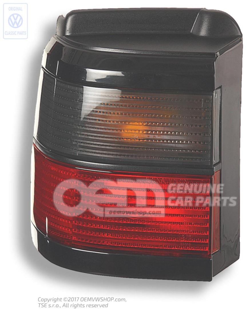 Feux arriere avec clignotant feux de frein et rouge - Motobineuse avec marche arriere ...