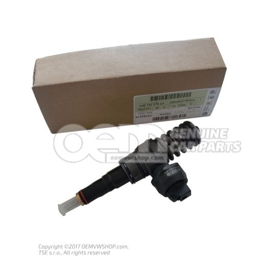 Unite de pompe d\injection 038130079GX