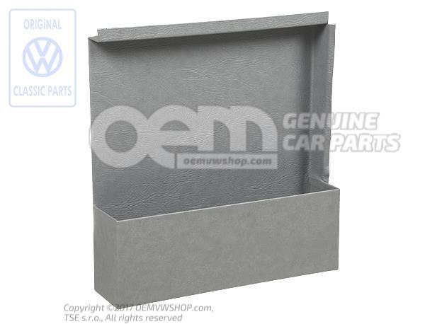 coffret de rangement gris clair 255861951 3bx. Black Bedroom Furniture Sets. Home Design Ideas